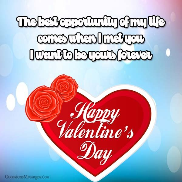 Romantic Valentine S Day Messages For Boyfriend