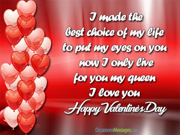 valentines day wishes for girlfriend - Valentines Day Messages For Girlfriend