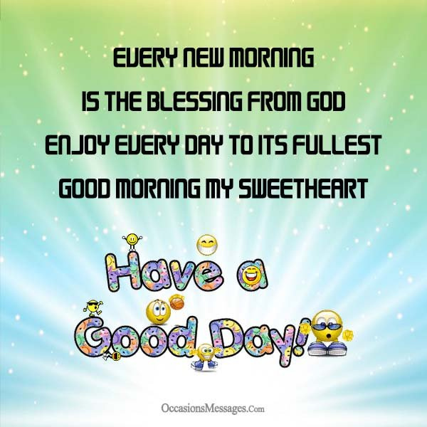 Top 100 Good Morning Love Messages Occasions Messages
