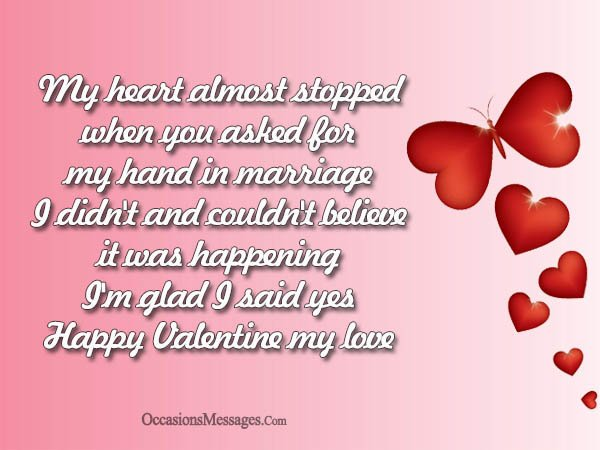 Happy Valentines Day Messages For Husband Occasions Messages
