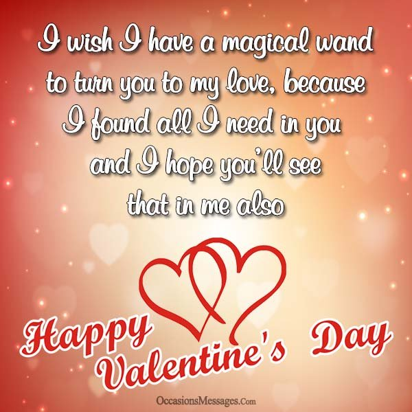 Valentines day messages for crush occasions messages happy valentines day crush m4hsunfo Choice Image