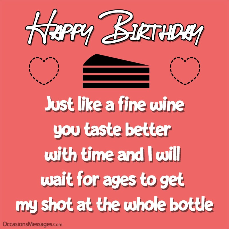 Happy Birthday Wishes for A Boy Crush - Occasions Messages