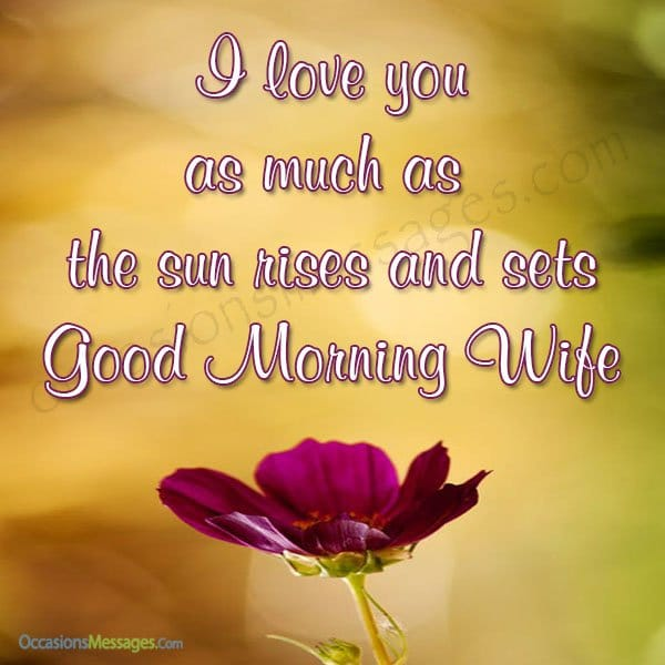 Good-morning-messages-for-my-wife